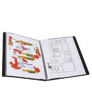 Marbig Display Book A3 - 20 Pocket