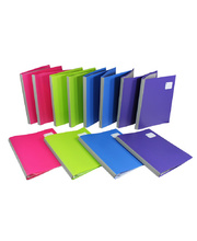 Marbig Professional Series® Refillable Display Book - A4 12 Assorted Colours