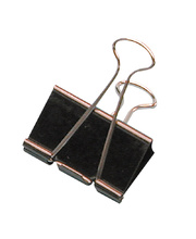 Marbig Fold Back/Binder Clips - 25mm 12pk