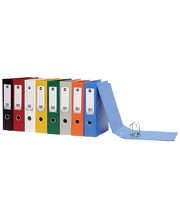 *SPECIAL: Lever Arch Folder A4 PVC 75mm - White