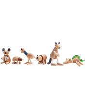 AnaMalz Australian Animals - Set of 6