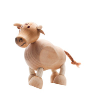 AnaMalz Farm Animals - Bull 10 x 4 x 10cmH