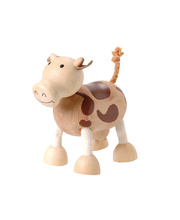 AnaMalz Farm Animals - Cow 10 x 4 x 10cmH
