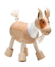 AnaMalz Farm Animals - Goat 9 x 3 x 9cmH