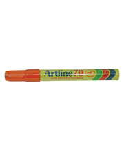 Artline 70 Bullet Permanent Marker - Orange