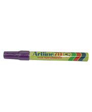 Artline 70 Bullet Permanent Marker - Purple