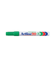 Artline 90 Chisel Permanent Marker - Green