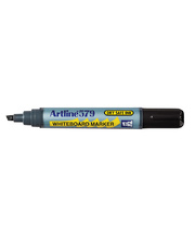 Artline 579 Chisel Whiteboard Marker - Black