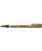 Artline Metallic Marker - 1.2mm Gold