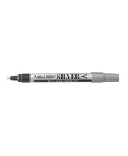 Artline Metallic Marker - 2.3mm Silver