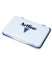 Artline Stamp Pad No 1 - 106 x 67mm Blue