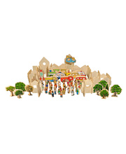 The Happy Architect Village - Full Village Set 96pcs