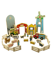 Happy Architect Farm - 26pcs