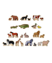 *SPECIAL: Happy Architect - Animal Families 24pcs
