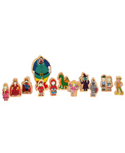 Happy Architect Fairy Tale - Characters 12pcs