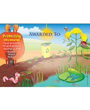 *SPECIAL: Caring for our Environment Certificate - 20pk