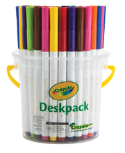 Crayola Super Tip Washable Markers - 40pk