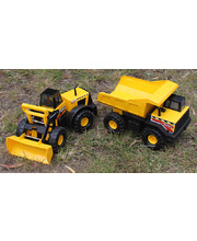 Tonka Classic Construction Vehicles - Set of 2