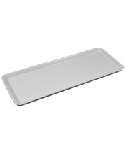 Melamine Crockery White - Serving Tray 39 x 15cm
