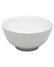 White Melamine Crockery - Bowl 11cm