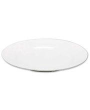 Melamine Crockery White - Side Plate 16.5cm