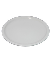 *Melamine Crockery White - Dinner Plate 25cm