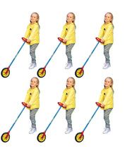 Wheelie - 70cm Long Set of 6 With Sound.