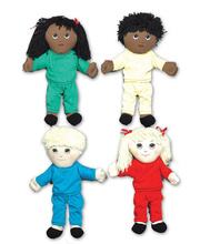 *SPECIAL: Track Suit Dolls - African American Girl