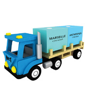 *SPECIAL: Container Harbour - Container Truck (Inc x2 Containers)