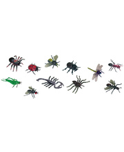 Insects Replicas - Assorted 12pk