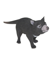 Australian Animal Replica - Tasmanian Devil 10cm