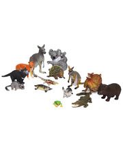 Australian Animal Replica - Set of 14