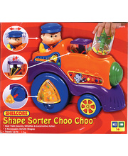 *SPECIAL: Shelcore Shape Sorter Choo Choo Train