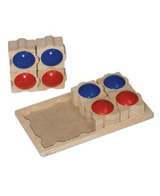 Blue Ribbon Matching Sensorial Sounds & Weights - Sensorial Sound