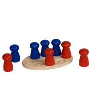 Blue Ribbon Matching Sensorial Sounds & Weights - Sensorial Weight