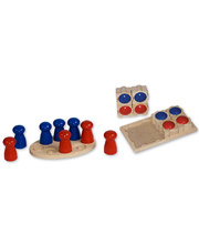 Blue Ribbon Matching Sensorial Sounds & Weights - Set of 2