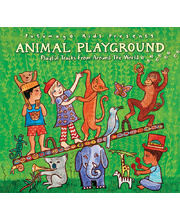 *Putumayo Kids Music CD - Animal Playground