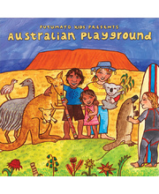 Putumayo Kids Music CD - Australian Playground