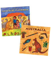 *Putumayo Kids Music CDs - Australian Set of 2