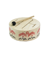 Blue Ribbon Round Tone Drum - 20cm Dia