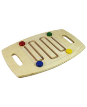 Blue Ribbon Balance Board - Zig Zag