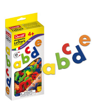 Quercetti Magnetic Letters - Lower Case 48pcs