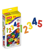 Quercetti Magnetic Numbers - 48pcs