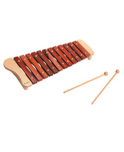 PlayMe Wooden 12 Key Xylophone