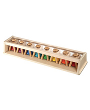 PlayMe Wooden Pat Bells - Display Stand