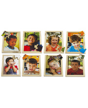 Multicultural Emotions Puzzles - Set of 8
