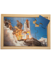Space Puzzle - Rocket 12pcs