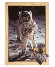 Space Puzzle - Astronaut 12pcs