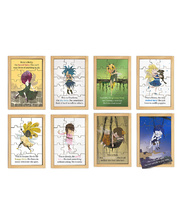 Emotional Fairies Story Book Puzzles - Set of 8