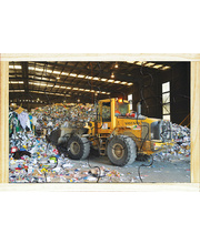 Our Environment Puzzle - Recycling Plant 12pcs